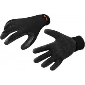 Utility Gloves T50997 Size Large Black/Grey