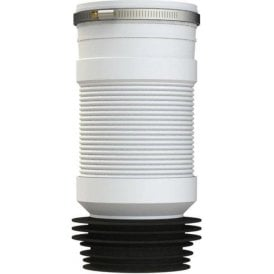 Viva PP0002/E Slinky Fit Back to Wall Flexible Pan Connector