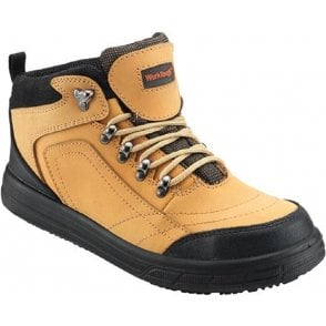 Work Tough 77SM Work Boots Nubuck Honey
