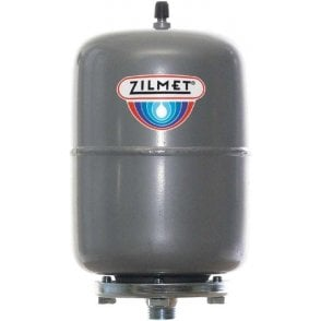 Zilmet 2L Expansion Vessel & Check Valve 11H HY-PRO 000005696532